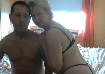 SuessePetra+Ralf Online live Strip